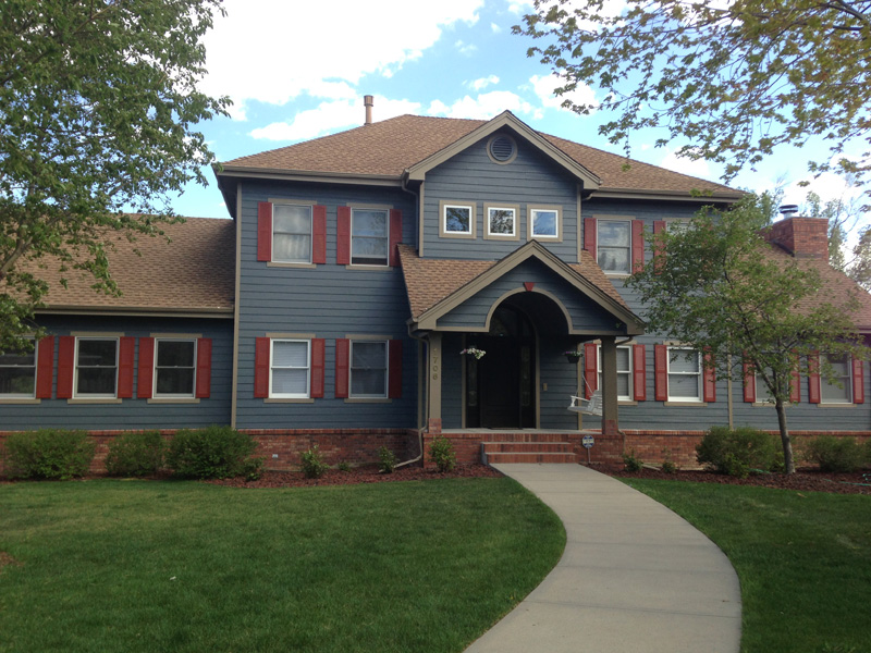 Residential Painting Mile High Coatings Fort Collins House Painters